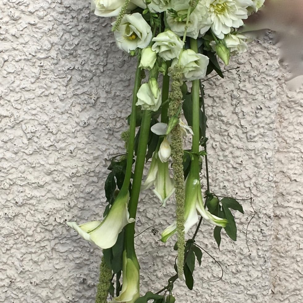 floral accessories and bouquets