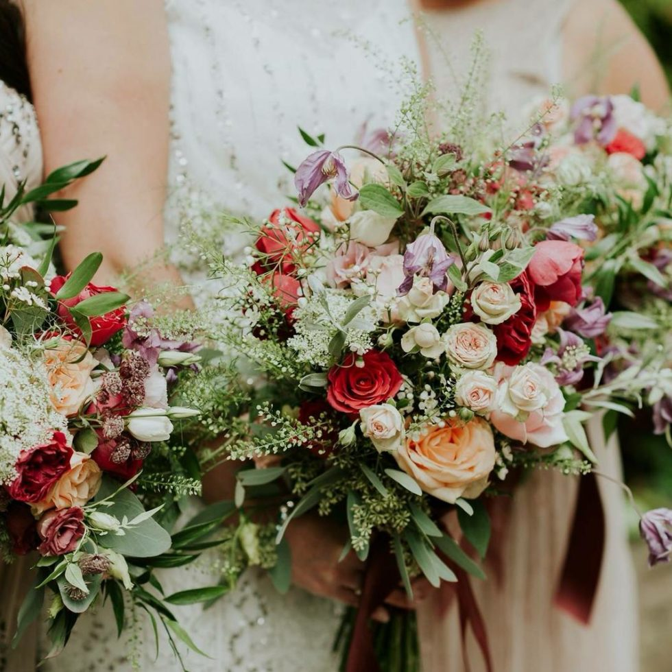 floral designs for weddings